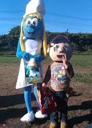 Smurf Halloween Costume Smurfette Costume Smurfette Smurfs Halloween