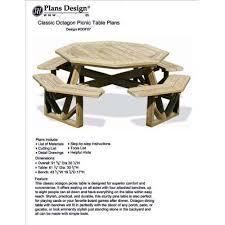 25 melhores ideias de mesa octogonal de piquenique no pinterest