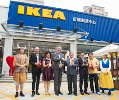 ikea全台第一家訂購取貨中心新竹開幕 財經 聯合影音