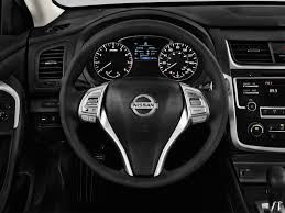 nissan altima limited 2016 image 2016 nissan altima 4 door sedan i4 2 5 s steering wheel