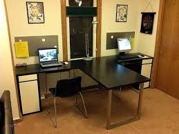 T Shape Desk T Shaped Desk Computer Voicesofimani