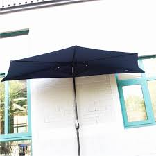Aluminum Patio Umbrella by Fresh Half Patio Umbrella Patio Umbrella