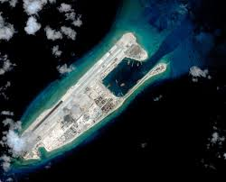 Spratly Islands Map Artificial Islands In South China Sea Review