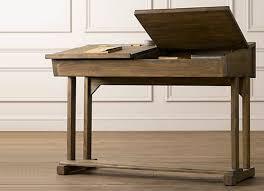 Repurposed Secretary Desk Diy Desk 15 Easy Ways To Build Your Own Bob Vila