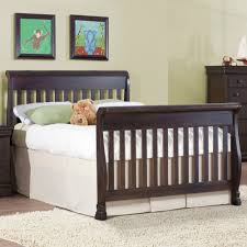 Full Bed Rails For Convertible Cribs by Creations Carragio Convertible Crib In Coffee