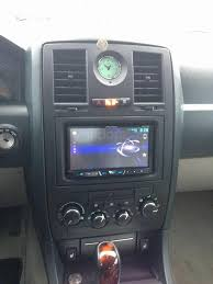 installing kenwood double din unit chrysler 300c forum 300c