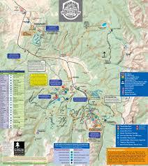 Map Of Aspen Colorado by Winter Park Colorado Bike Trails Mountain Bike Capital Usa