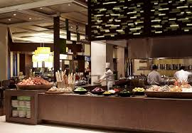 Hotel Kitchen Design Bld Open Kitchen Renaissance Tianjin Lakeview Hotel