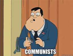 American Dad Memes - american dad meme communists on bingememe