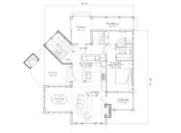 targhee log home plan