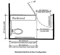 Public Bathroom Dimensions Ada Bathroom Stall Lovely On Bathroom Intended Dimensions Of A 13