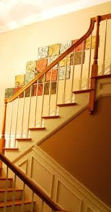 Ideas To Decorate Staircase Wall Decorate Stair Railing Decorate Stair Wall Staircase Traditional
