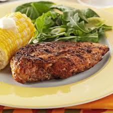 blackened chicken recipe taste of home
