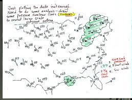 Surface Weather Map Tue Feb 07 Notes