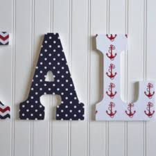 wood letter wall decor shop wooden letters for nursery wall on