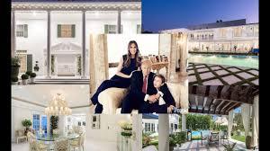 donald trumps l a house tour president elect trump u0026 family