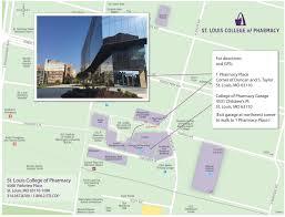 1 Barnes Jewish Hospital Plaza Barnes Jewish Hospital Map Concealed Carry Map