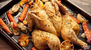 butterflied roasted chicken paleo leap