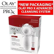 Olay Pro X qoo10 olay brush skin care