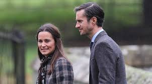 pippa middleton u0026 fiance james matthews celebrate christmas with