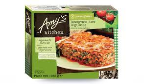 conservation plat cuisiné lasagnes aux légumes et au fromage surgelés les plats cuisinés