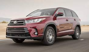colors for toyota highlander 2018 toyota highlander review release date colors us suv reviews