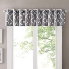 kitchen window valance ideas window valances café kitchen curtains you ll love wayfair