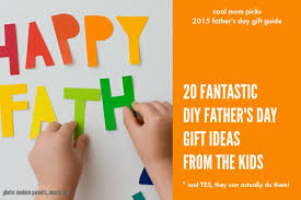 unique fathers day gift ideas 20 fantastic ideas for diy s day gifts from the kids