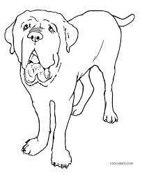 Printable Dog Coloring Pages For Kids Cool2bkids Dogs Color Pages