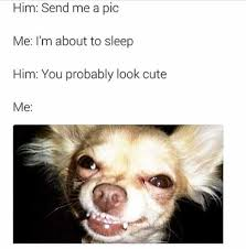 Cute Memes For Him - dopl3r com memes him send me a pic me im about to sleep him