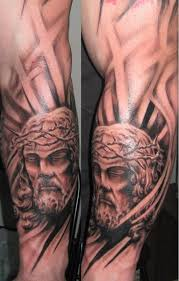 mechanic tattoos jesus tattoo art and designs