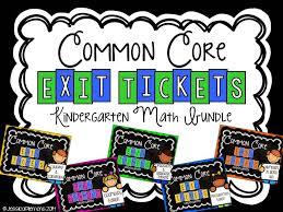 you oughta know about exit tickets mrs plemons u0027 kindergarten