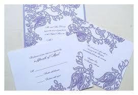 henna invitation henna block print wedding invitations sparetire design