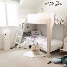 Oeuf Bunk Bed Oeuf Nyc Perch Bunk Bed Oeuf Modern Design Beds Rooms