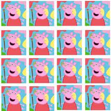 free peppa pig printables yard style