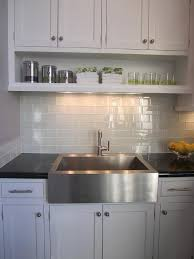 Best Subway Tile For Kitchen Images On Pinterest Backsplash - Grey subway tile backsplash
