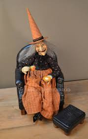 witchcrafters halloween decor 213 best witch doll primitive u0026folk images on pinterest