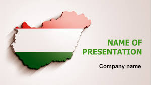 hungary flag powerpoint template and theme this beautiful and
