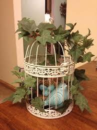 room decor home decor bird cage metal creating a decorative bird