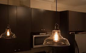 Vintage Light Bulb Pendant Glass Pendant Light The Loft With Vintage Edison Light Bulb 7