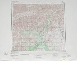 us map alaska alaska topographic maps perry castañeda map collection ut