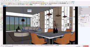 Vray Hdri Interior Sketchup Tutorial Sketchup Video Tutorials Sketchup Tutorial