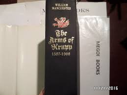 the arms of krupp 1587 1968 william manchester 9786600291024