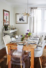 home goods dining room chairs brooklyn blonde home tour