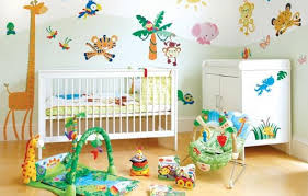 Forest Bedroom Theme Dancedrummingcom - Kid room wallpaper