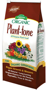Fertilizer For Flowering Shrubs - espoma organic plant tone espoma