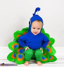 Infant Peacock Halloween Costume Baby Costume