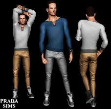 sims 3 men custom content sims 3 updates downloads fashion everyday page 163