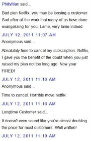 the netflix price increase social media firestorm a case of too