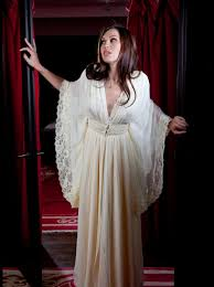jane woolrich silk negligee 9581 honeys lingerie boutique